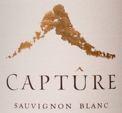 Wine Label of Capture Sauvignon Blanc, Sonoma