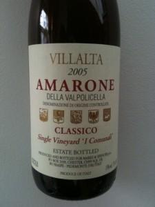 M&S Amarone