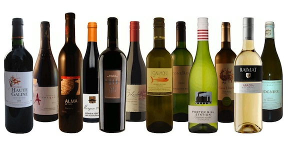 12 wines from Oddbins selected by bloggers