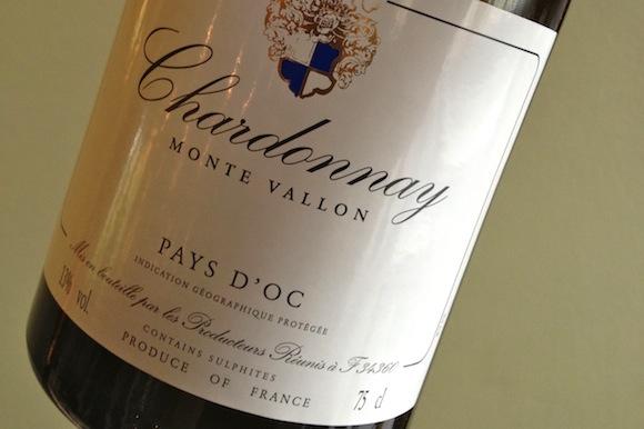 Monte Vallon Chardonnay 2011