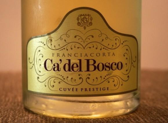 Ca' del Bosco Franciacorta wine