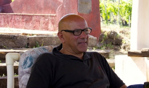 Picture of Ciro Biondi, of Vini Biondi in Sicily