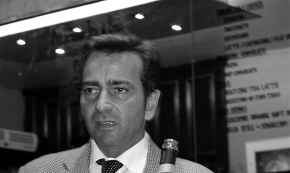 Codorniu's head winemaker Bruno Colomar Martí