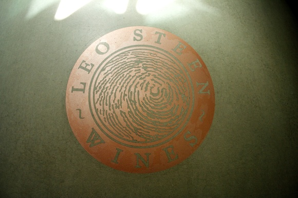 Logo for Leo Steen wines in, Sonoma, CA