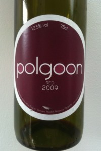 wine - Polgoon Red 2009