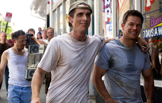 Wine and Film 2: Christian Bale and Mark Wahlberg in The Fighter