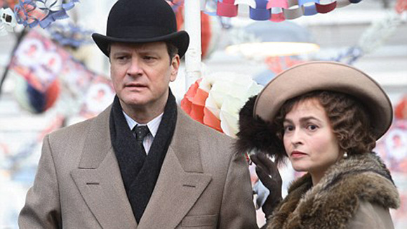 Wine and film: The King's Speech starring Colin Firth