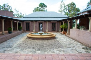 Tower Lodge Courtyard