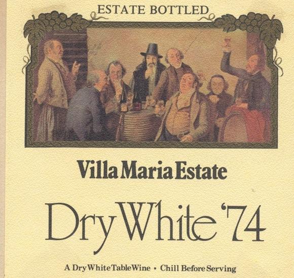 Villa Maria Dry White 74