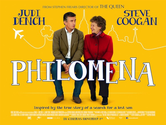 Poster for the film Philomena