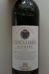 Tanca Farra' Alghero