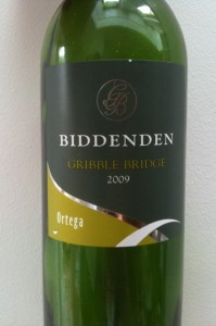 Gribble Bridge Ortega Dry