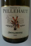 Ampelomeryx 2009 wine from Domaine De Pellehaut