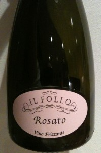 wine - Il Follo Rosato Prosecco Frizzante