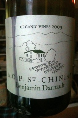 St Chinian wine from the Languedoc