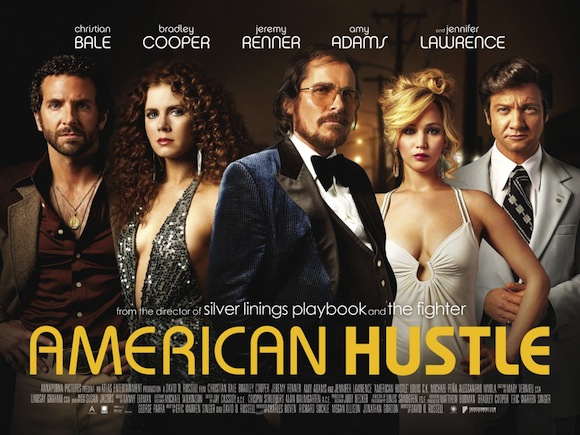 Poster of the film American Hustle